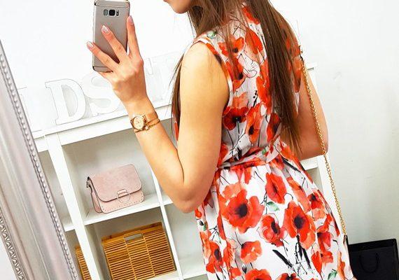 Sukienki krótkie idealne na lato