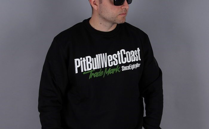 pit bull west coast bluza