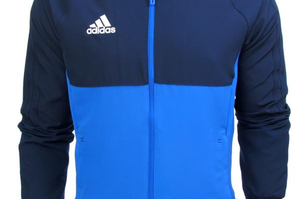 Kurtka Adidas dla miłośników mody sportowej