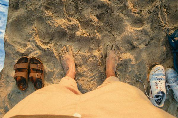 Oryginalne sandały męskie na każdą pogodę
