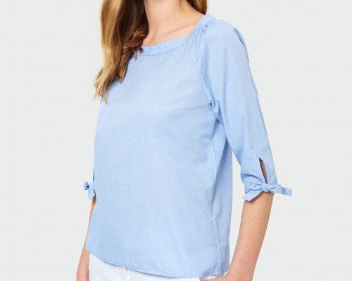 Eleganckie bluzki w kobiecej szafie