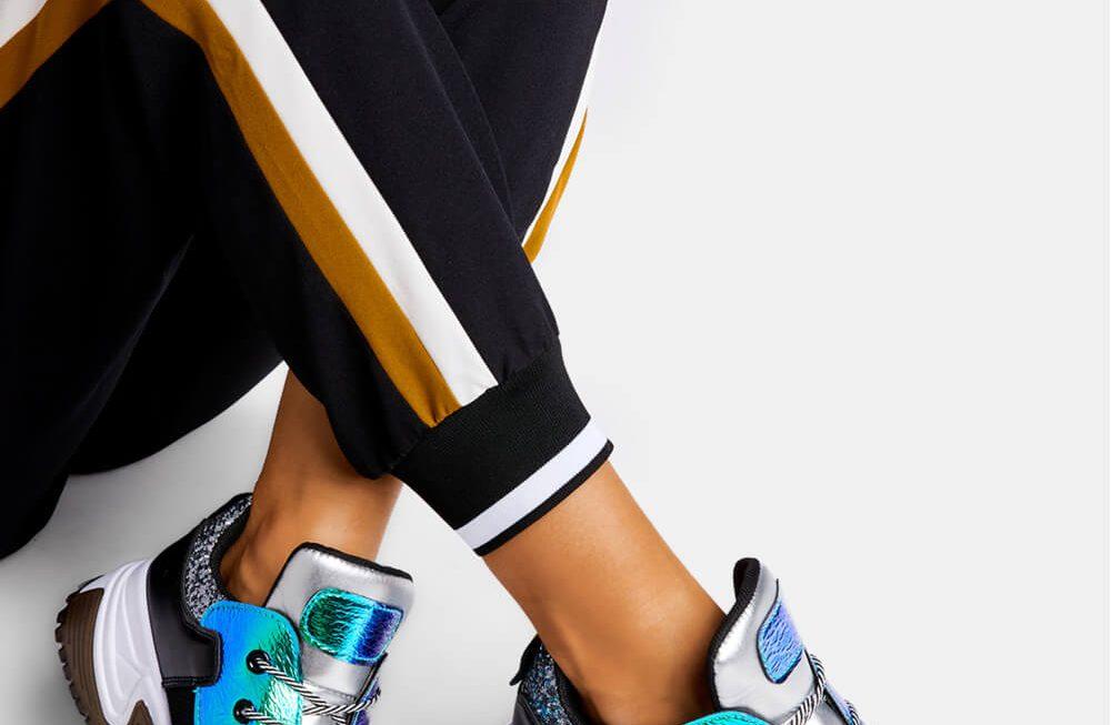 Wygodnie i modnie – damskie buty sportowe