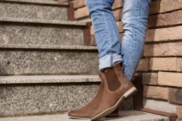 Totalny must have tej zimy, buty skórzane damskie