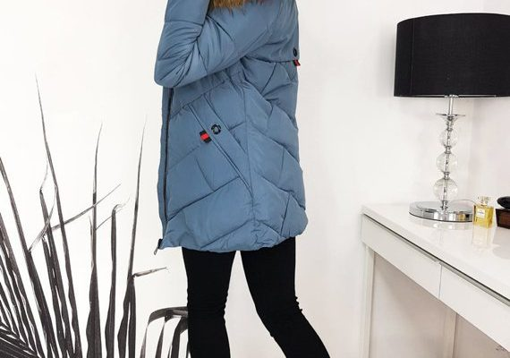 Krótkie i długie kurtki damskie na mroźną zimę