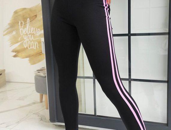 spodnie damskie legginsy