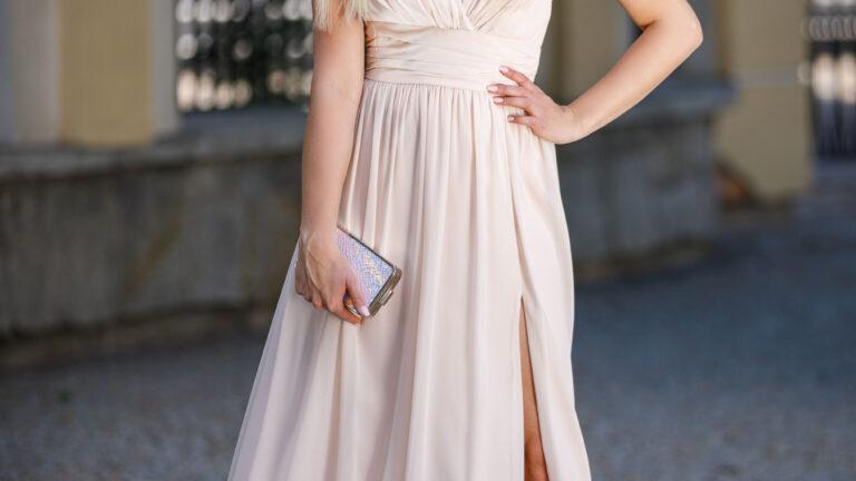 sukienki balowe długie