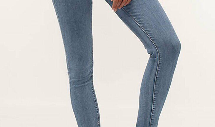 jeansy damskie - jaki fason dla jakiej figury?